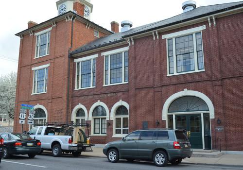Chambersburg Borough Building