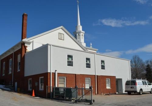 Mt. Washington Church